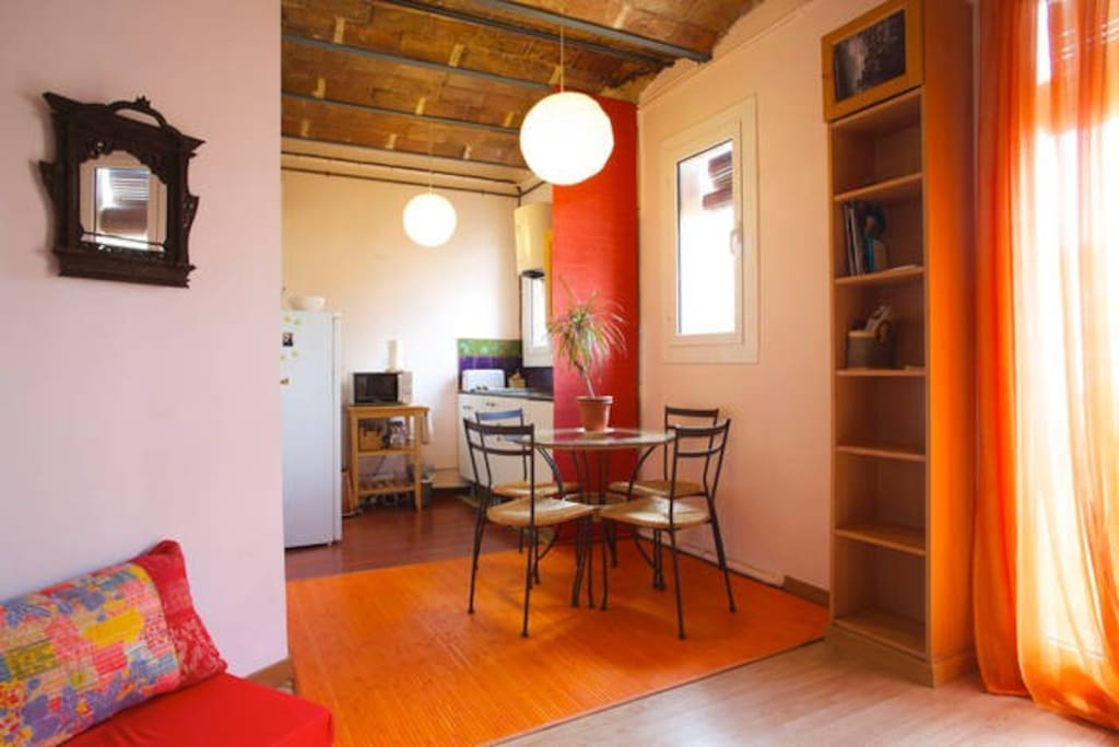 By The Beach Near Center City Sunny Cozy Quiet Apartments For Rent In Barcelona Catalunya