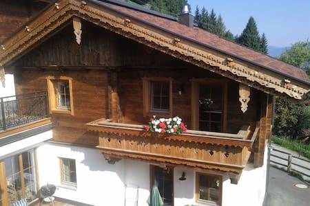 Holiday house Zillertalblick in Zillertal