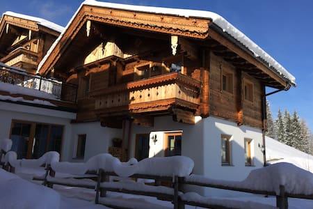 rustikales Ferienhaus im Zillertal - Aschau im Zillertal
