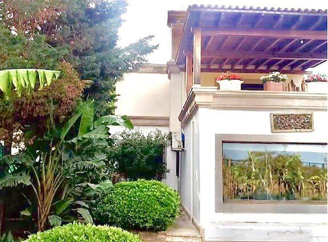 Bodrum Türkbükü eylül  aileler için  havuzlu villa