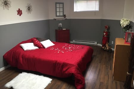 Magnifique chambre dans une maison - Ház