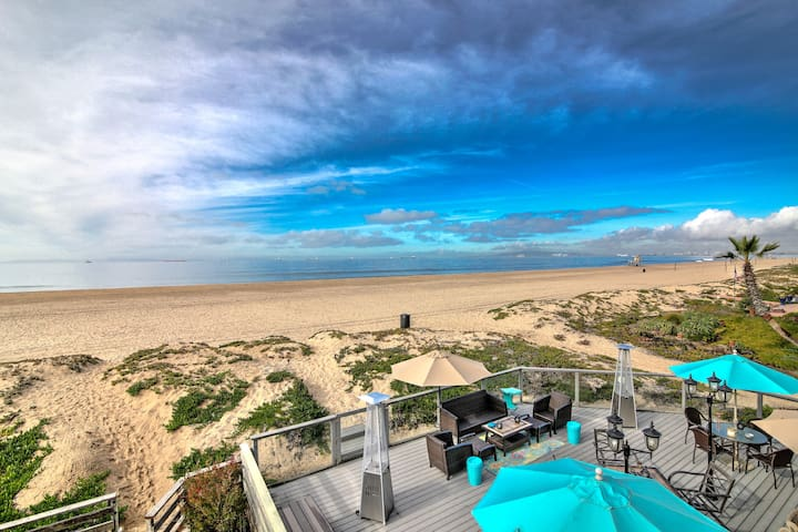 Spectacular Beachfront House - Huntington Beach - Dům