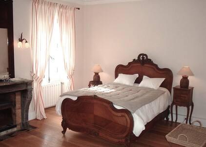 Chambre de charme près de Giverny - Cahaignes - Bed & Breakfast