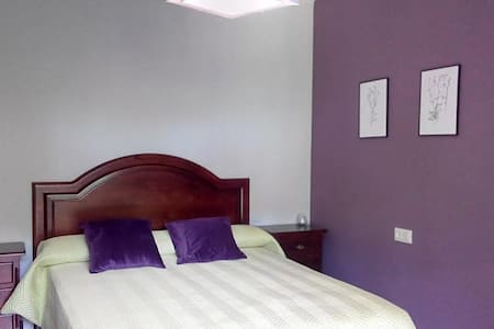 Habitación privada para 2 personas - El Pi de Sant Just - Bed & Breakfast