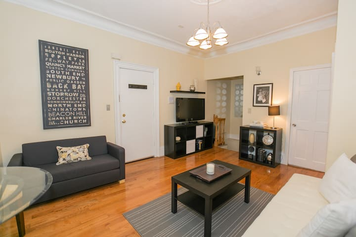 Large 1 Bedroom, Close to MIT