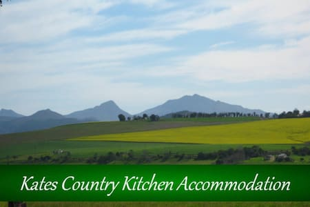 Kate' Country Kitchen Accommodation - Bredasdorp - Casa