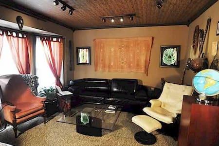 Luxury Hostel Near Interstate 90, Downtown, Case - 克利夫兰(Cleveland) - 其它