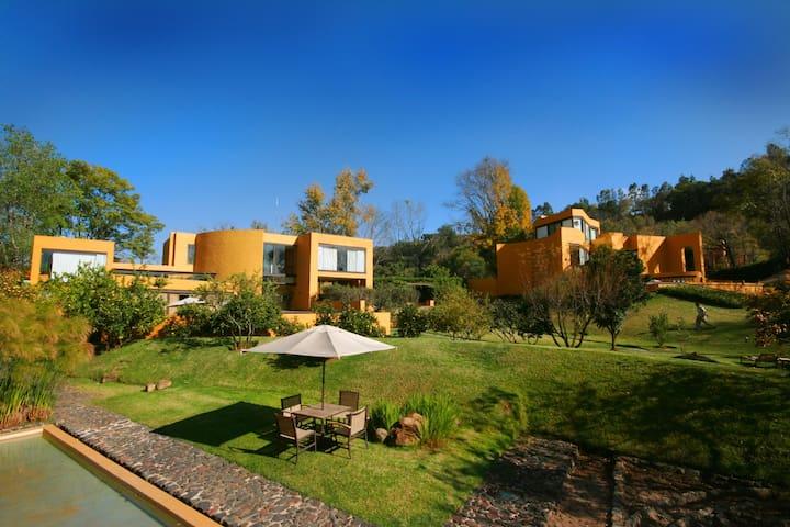 Casa en el Campo Hotel & Spa Habitación Helechos
