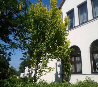 Ruhiges DG Appartement südlich von Leipzig