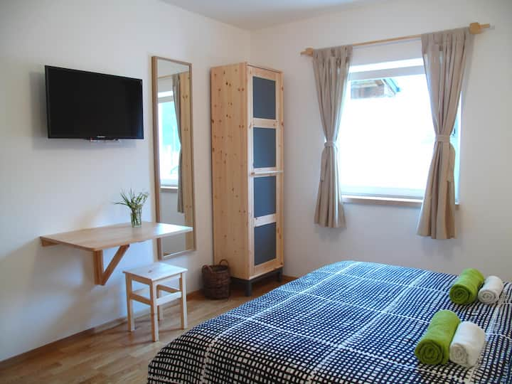 Guesthouse Bor 2P room 15 min walk from the Lakes