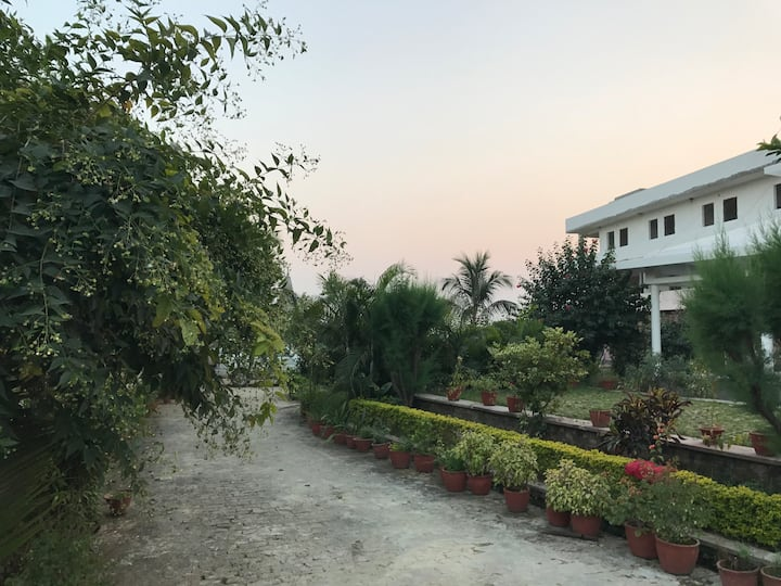 VEDIC VILLA : A vacation home