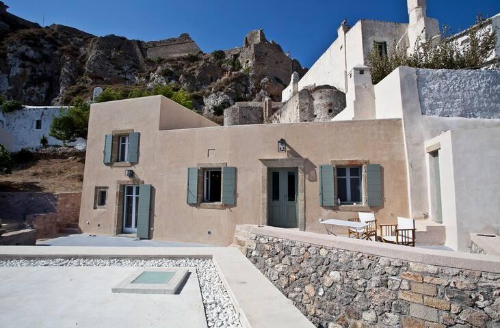 Borgo Serato Residence - Kythira - Dům