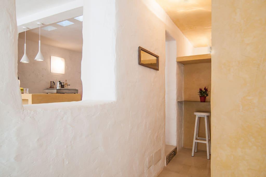 Casa leo nel centro di scicli dammusi italia in for Artigiani piani casa fresca