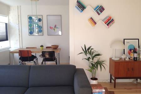 Modern and sunny apartment - Utrecht