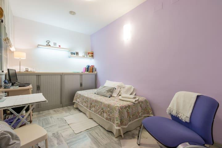 Bonita habitación cerca del centro - Granada - Appartement