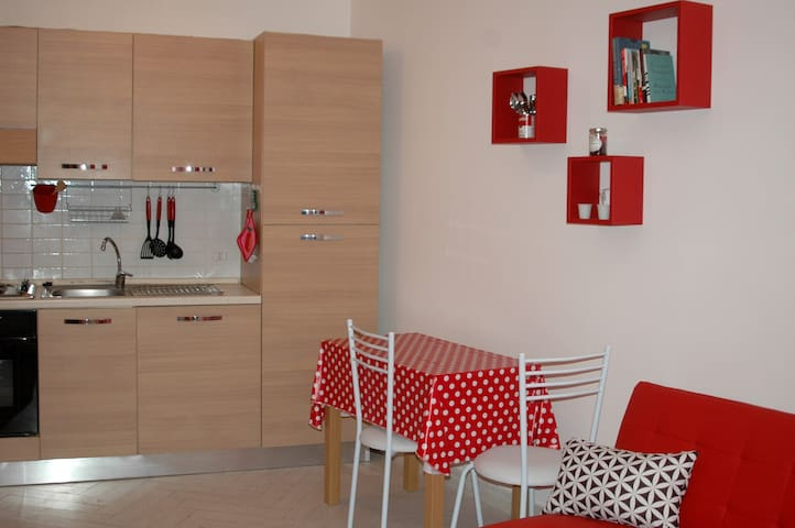 Cosy apartment next to the lake - Anguillara Sabazia - Apartamento