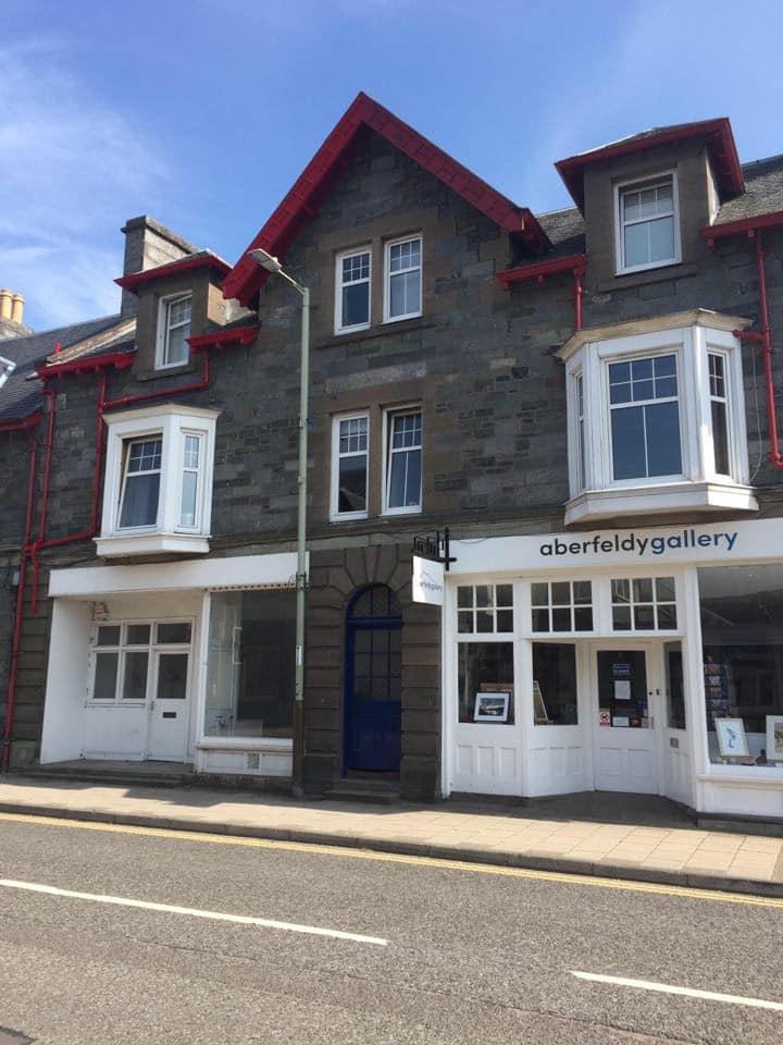 Kynachan - Single room, Aberfeldy town centre