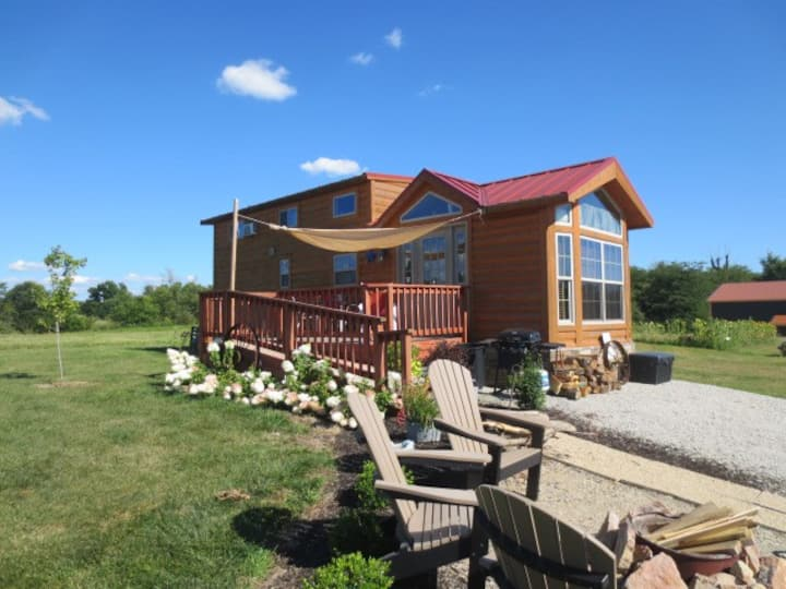Love's Hideaway Minutes  from the water Salamonie