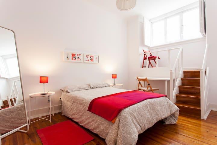 Alcantara Double cosy bedroom