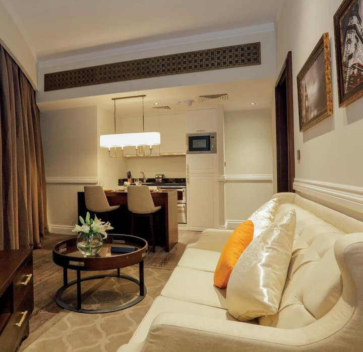 Luxury Executive Studio in the Palm Jumeirah
