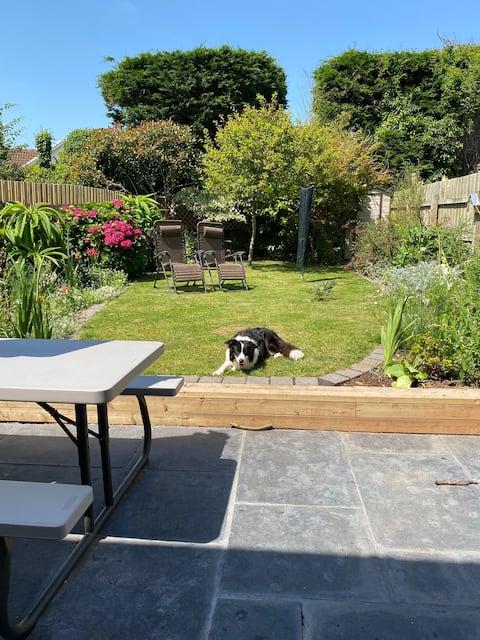 Cornwall, Dog friendly, Coastal, Garden, Parking