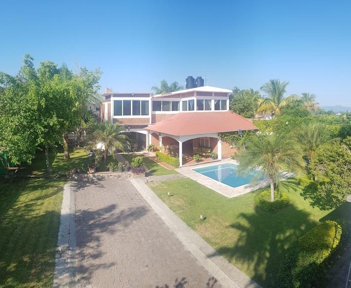 Casa Campo Oaxtepec