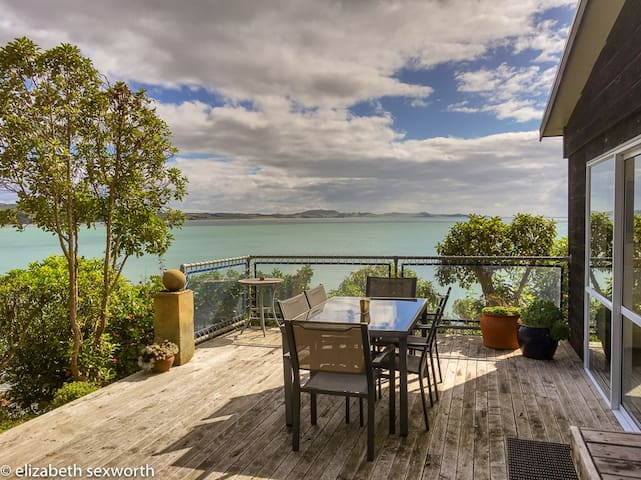 Main deck looking to Moeraki