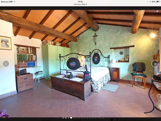 La casa di Maria Lisa - Terrinca - Haus