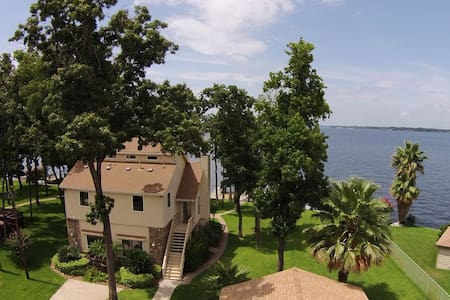 Lake Conroe Waterfront Home - Ház