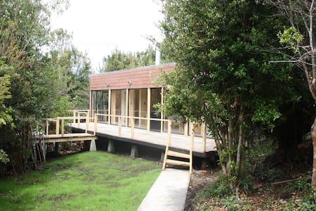 Casa-Loft Chiloe en el Lago Huillinco