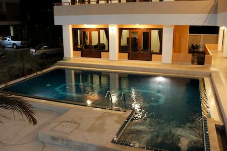 Chaba Garden Resort - Muang Pattaya - Bed & Breakfast