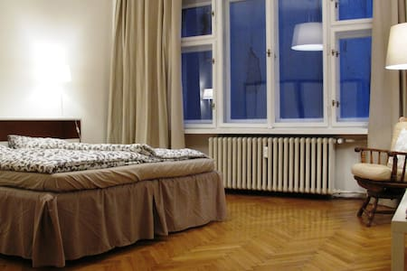 Atypical apartment at centre of Prague - Praag - Appartement