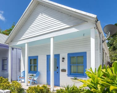 """Cottage in Paradise"" in Old Town Key West"