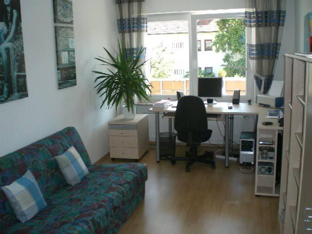 Ruhiges  Zimmer zentral gelegen für Messeb. etc. - Erlangen - Flat