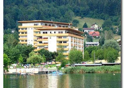Bodensdorf INDOORPOOL Ossiachersee,skiing,riding..