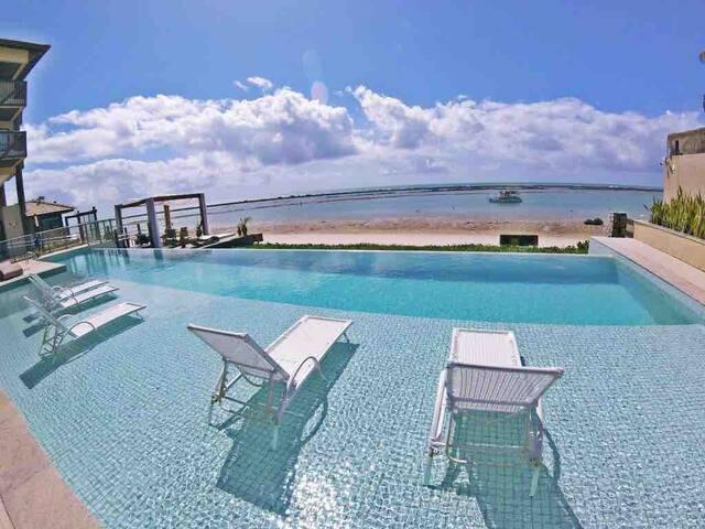Barra Bali: Luxo a Beira-Mar da Praia mais linda