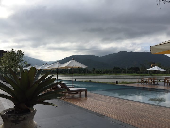 Away At-tA lakeside suite @ khaoyai