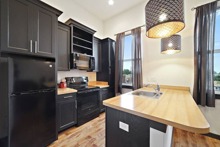 Loft Style Living in Downtown Tampa Unit #201
