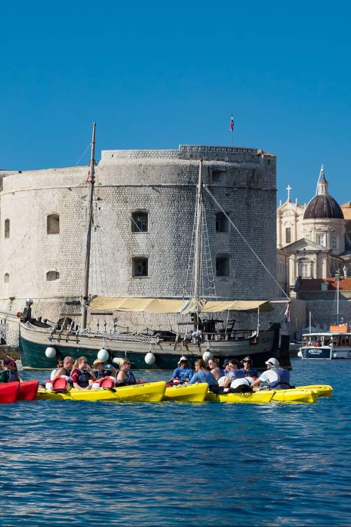 See City Walls on Dubrovnik Kayaking