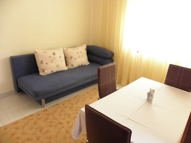 Apt.2 center Novalja for 4 people
