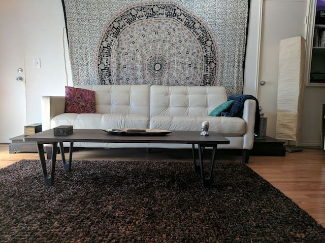 Huge Master BR in Awesome Silverlake Home