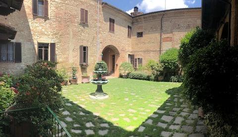 Casa Aleramica:un soggiorno di relax e tradizione