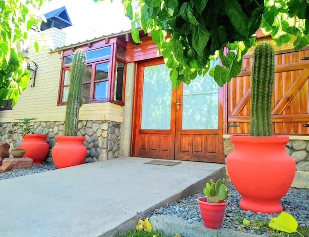La Alameda (Cabaña para 6 Personas)