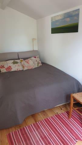La chambre lit 2 places