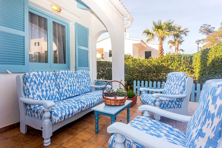 "Charming Vacation Home ""Villa Arbocers"" with Wi-Fi, A/C, Terrace & Garden; Parking Available"
