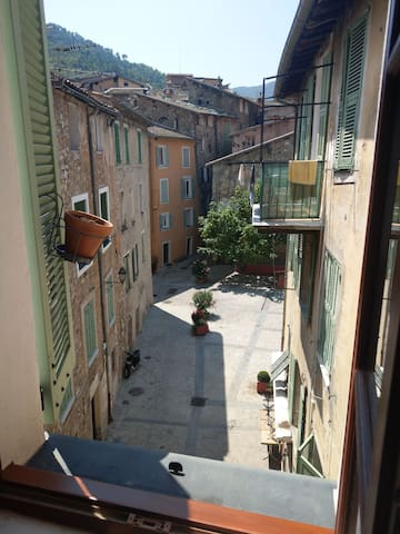 Sospel - Charming 3-rooms - Top floors