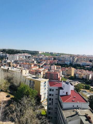 Quarto acolhedor em Queluz