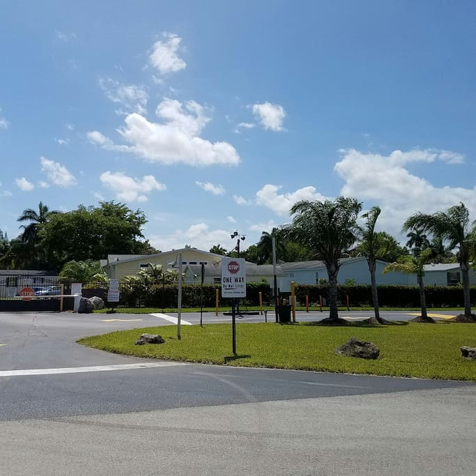 mobile home 40 minutes from key largo casas en