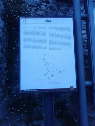 Bnb La buca delle Fate - Pulica - บ้าน