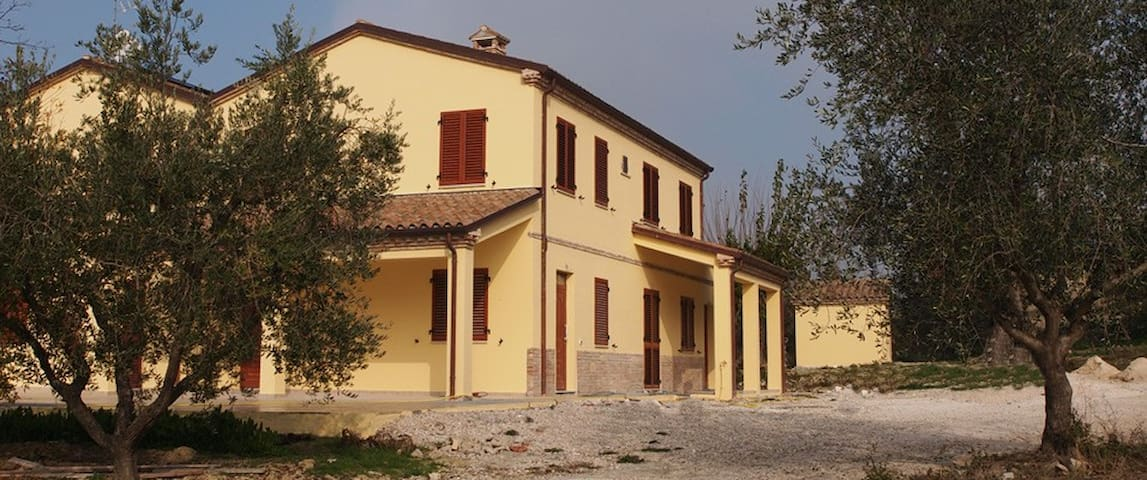 Bilocale in Campagna a due passi da Ancona - Ancona - Apartment